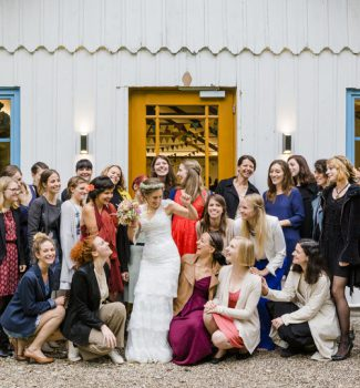 Wie man Freunde und Familie in die Hochzeitsplanung einbindet