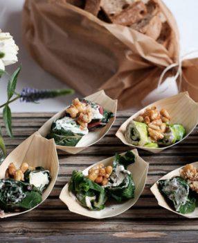 Das perfekte Catering für Eure Hochzeit!