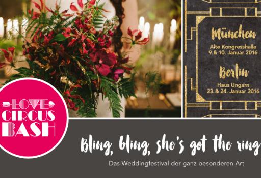 Hochzeitsmesse München mit Trauredner Johann-Jakob von Strauß & Fliege