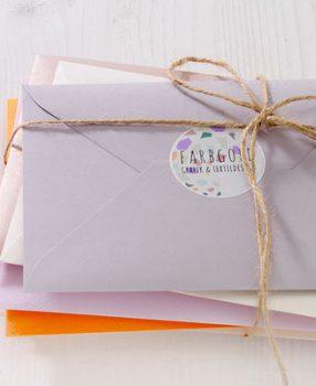 Hochzeit planen – Teil 5: Die Einladungen