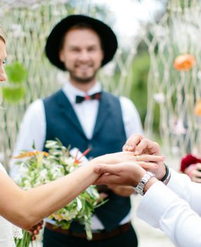 Hochzeitsinspirationen von feste feiern!