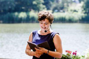 Im Freien heiraten; Freie Trauungen mit Hochzeitsredner von Strauß & Fliege