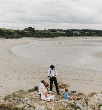 Freie Trauung in der Bretagne!