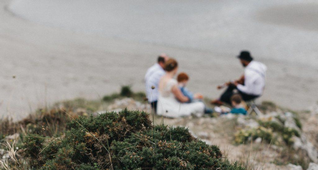 Freie Trauung mit Traurednern von Strauß & Fliege - Heiraten ohne Gäste