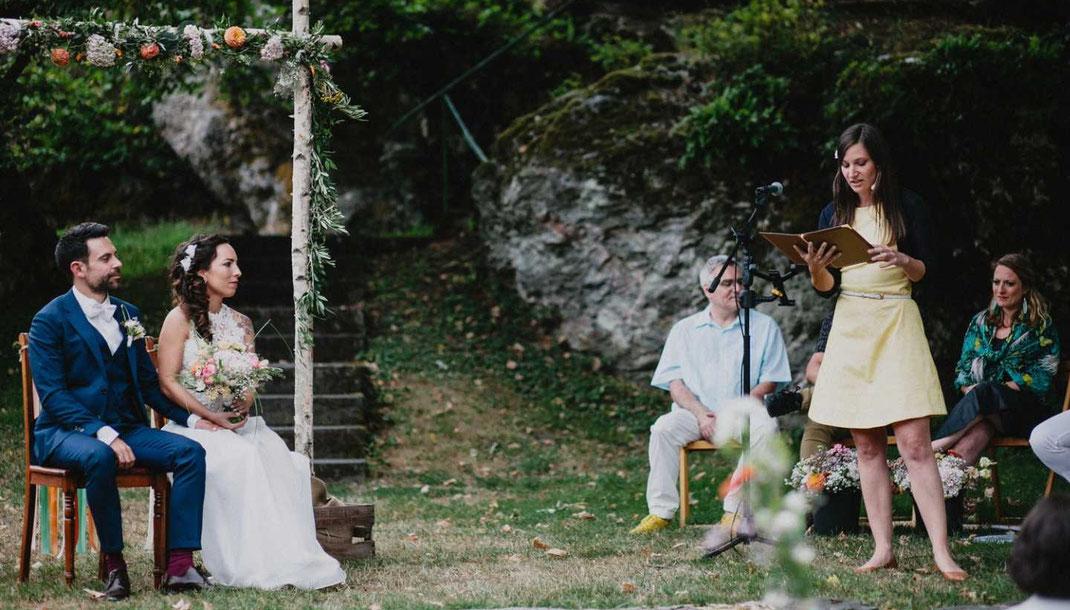 Deutsch Brasilianische Hochzeit
