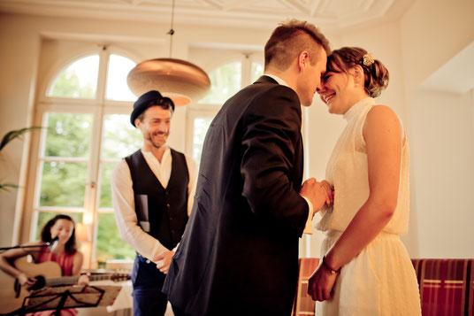 Freie Trauungen in Dresden mit Hochzeitsredner von Strauß & Fliege