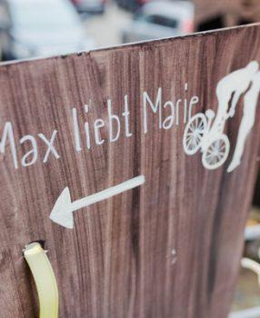 Hochzeitsmesse Hamburg: Max liebt Marie!