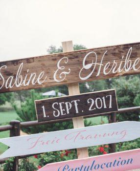 Erfahrungen mit einer freien Trauung: Was Gäste denken und ein Brautpaar erlebt hat.