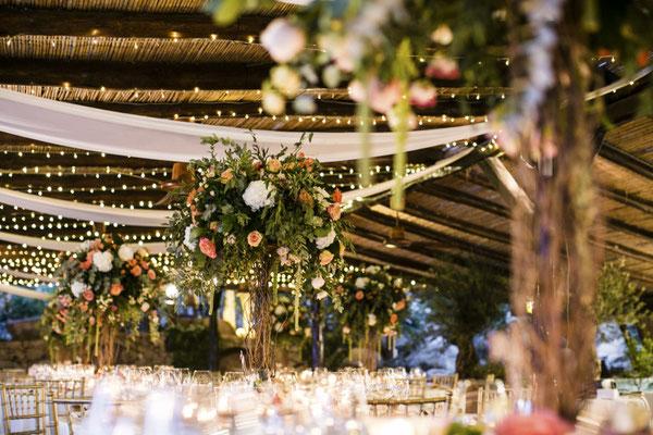 Traumhafte Hochzeit mit freier Trauzeremonie auf Sardinien