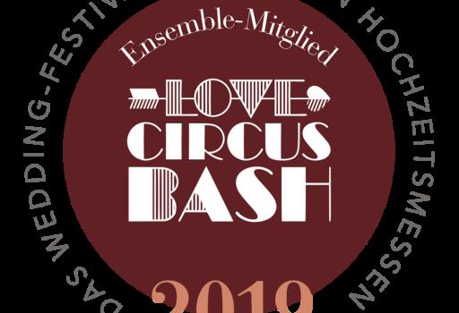 Logo Love Circus Bash Badge 2019