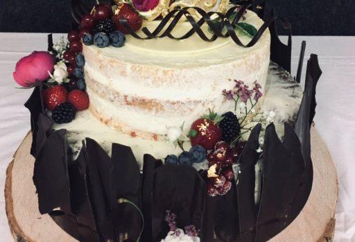 Stefanies Bad Feilbach, Hochzeitstorte