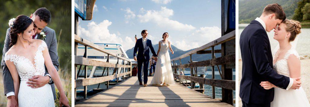 Hochzeit in Bayern mit Traurednern von Strauß & Fliege