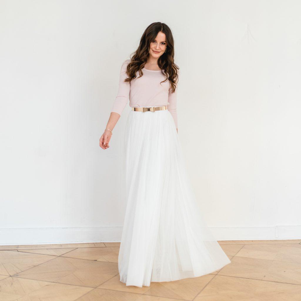 "Brautkleid online shoppen bei ""andcompliments"" aus Berlin"