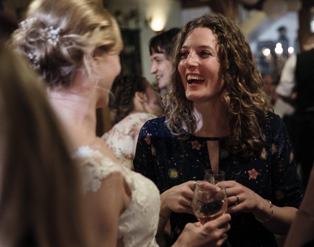Carolin Imgund hält freie Trauungen im Allgäu