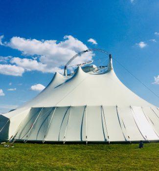 Freie Trauung im Zelt