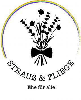 Queer heiraten mit Strauß & Fliege ♥