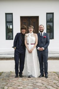 Traurednerin Berlin Katharina Göbel begeistert ihre Paare
