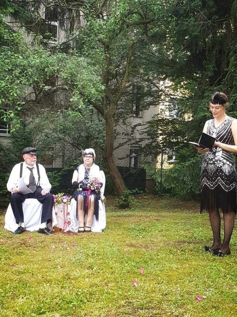 Professionelle Redner für Eure Goldene Hochzeit und andere Jubiläen
