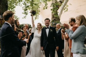 Hochzeit Berlin mit Strauß & Fliege Traurednerin Juliane
