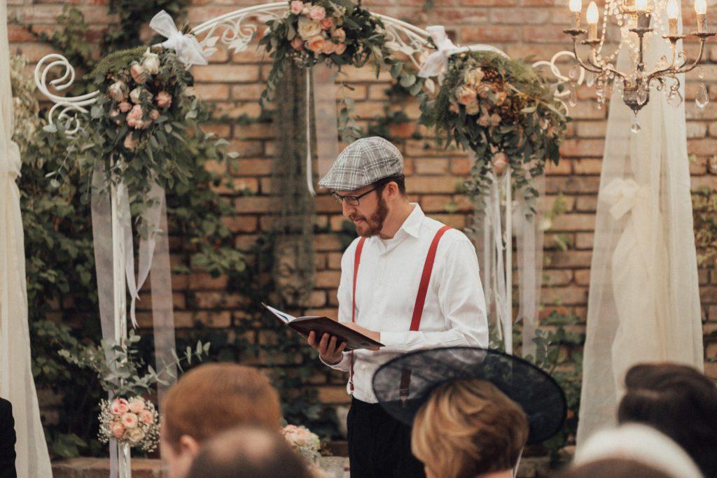 Freie Trauung mit Hochzeitsredner Morten Edzards