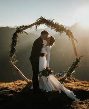 Elopement Wedding – einzigartig heiraten trotz Corona!