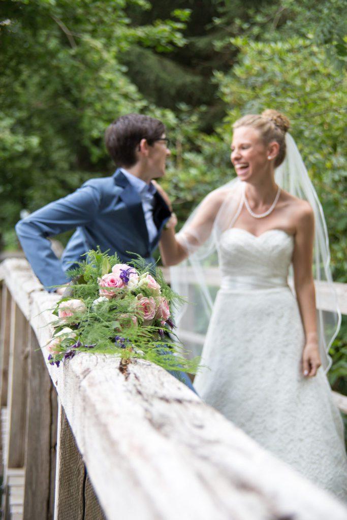 Ehe für alle: Queeres Brautpaar