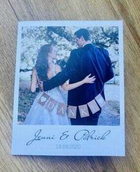 Checkliste: nach der Hochzeit