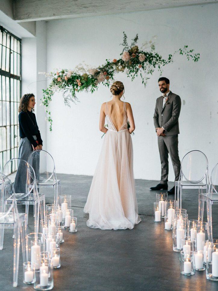 Freie Trauung Wien mit Hochzeitsrednerin Clara Diemling von Strauß & Fliege