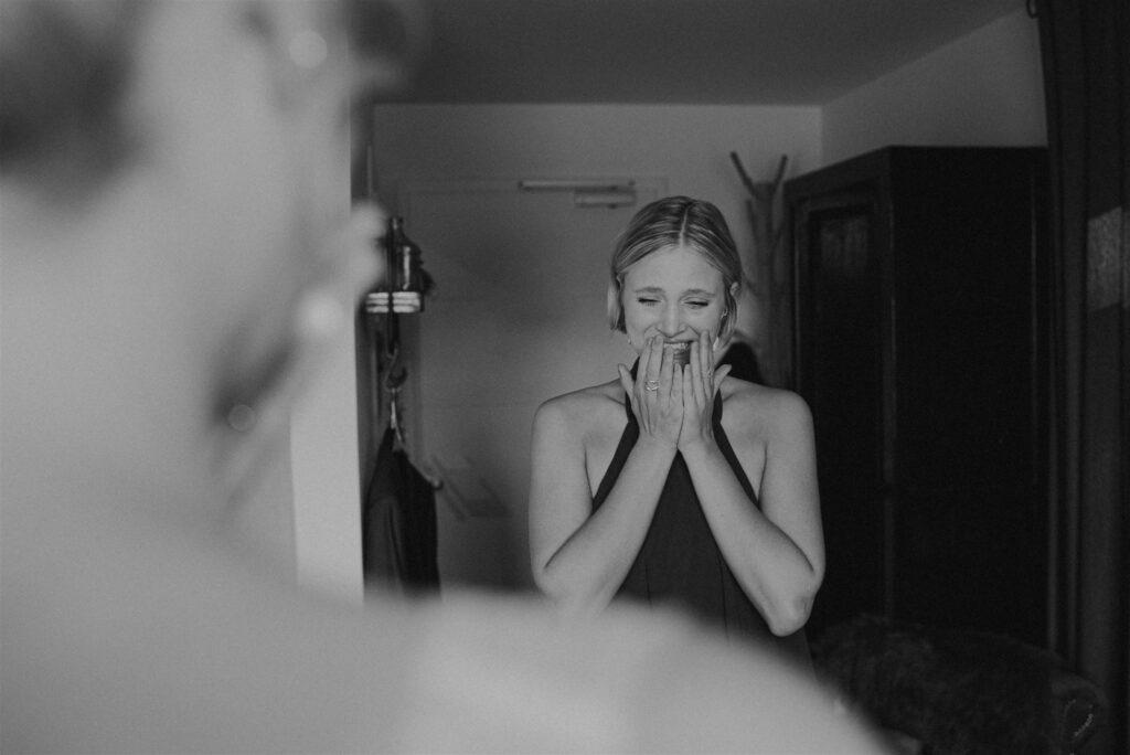 Hochzeitsfotograf München Katarina Fedora fängt echte Emotionen ein