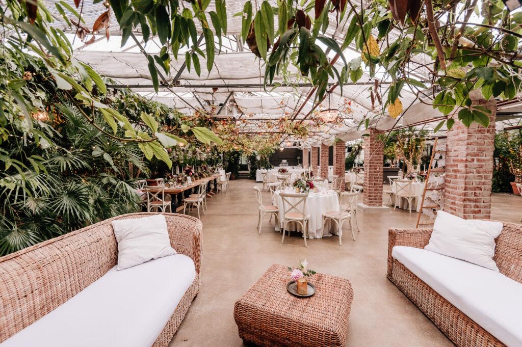 Besondere Hochzeitslocation Alte Gärtnerei München