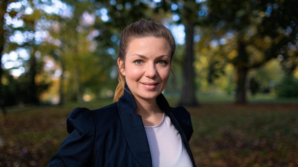 Traurednerin Katrin Ingendoh aus Hamburg