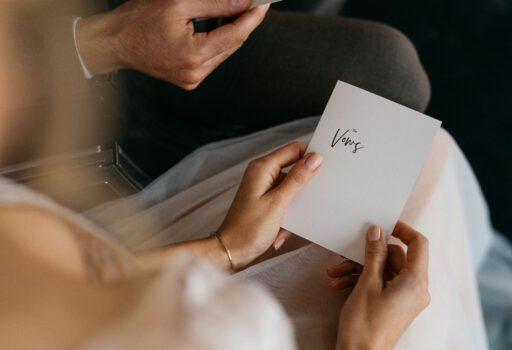 Eheversprechen   Freie Trauung   Strauß & Fliege