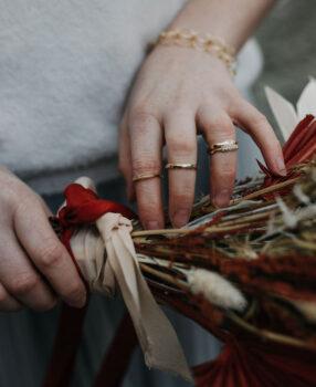 Boho ♡ Hochzeit im Bohemian Stil