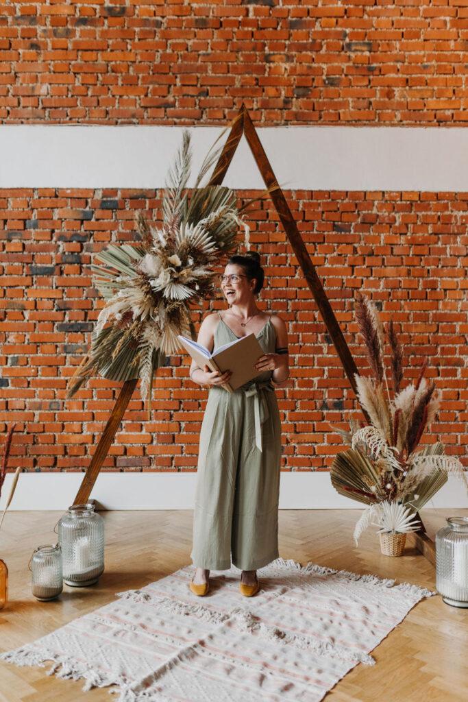 Hochzeit zu zweit | Freie Trauung | Strauß & Fliege