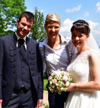 Erneuerung Eheversprechen   Hochzeit nach 20 Jahren   Strauß & Fliege