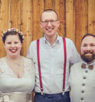 Freie Trauung mit professionellen HochzeitsrednerInnen | Strauß & Fliege